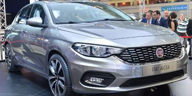 'Benzinli otomatik' Fiat Egea satışa sunuldu