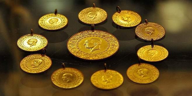 Altının gram fiyatı 116 liranın altına geriledi