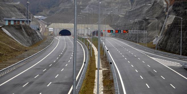 Türkiye'nin en uzun tünelinin adı 'Orhangazi' oldu