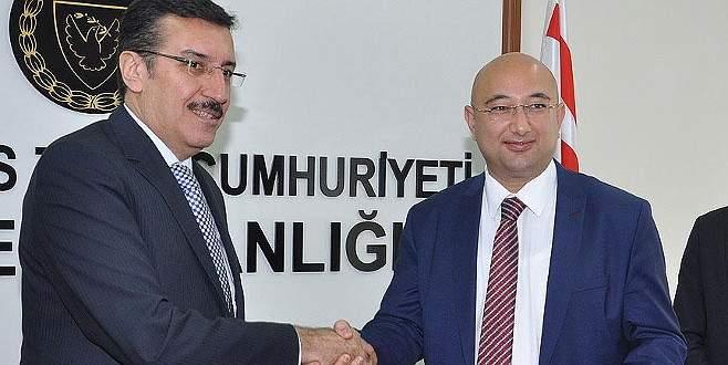 Türkiye ile KKTC arasında ortak gümrük komitesi kuruluyor