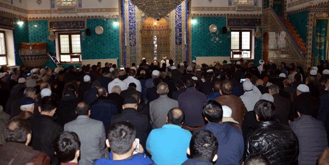 Dünya birincilerinden Kur'an ziyafeti