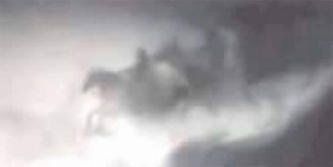 Gelibolu'da çekilen atlı bulut fotoğrafı gerçek mi?