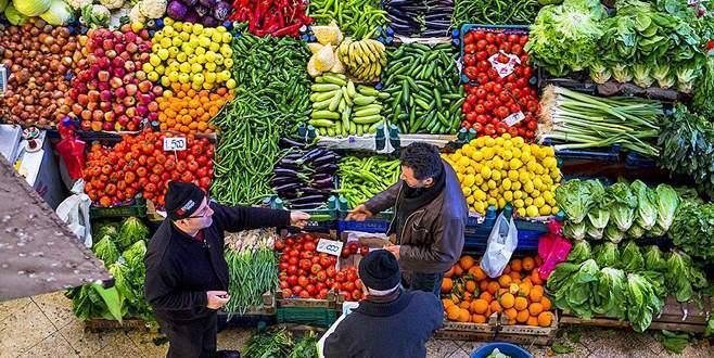 Meyve fiyatları şubatta arttı