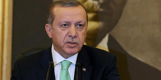 Erdoğan: 'AYM'nin kararına saygı duymuyorum'