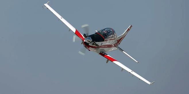 Uçak üretimine 384 milyon liralık yatırım