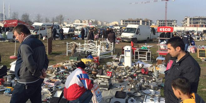 Hurda pazarı kentsel dönüşümle kapanıyor