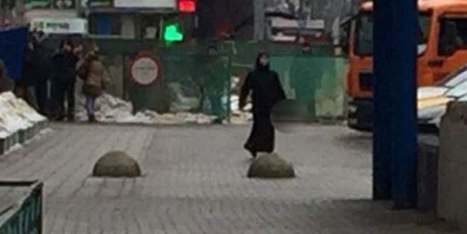 Moskova'da 'kesik çocuk kafası' dehşeti