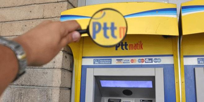 ATM'den kaybolan para için tutuklama