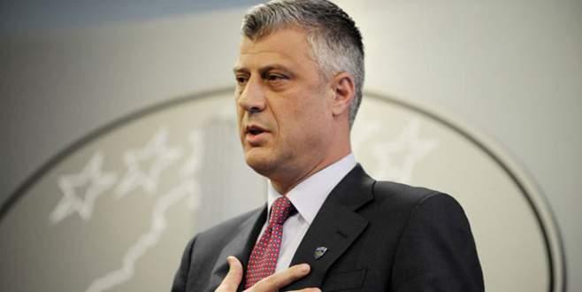 Kosova Cumhurbaşkanı istifa etti