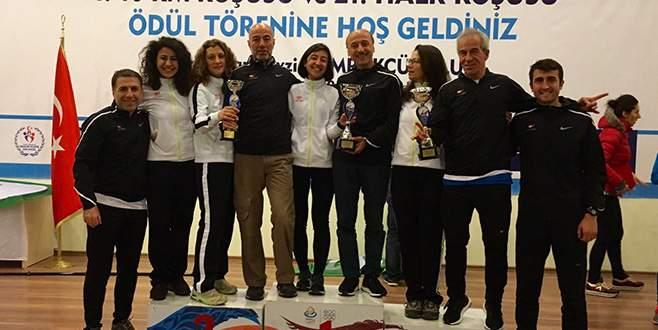 'Eker I Run Team' Karadeniz'de fırtına estirdi