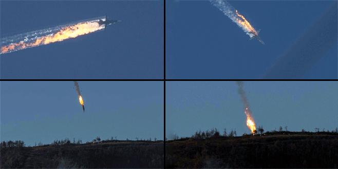 'Rus uçağının pilotunu öldüren bir Türk ele geçirildi'
