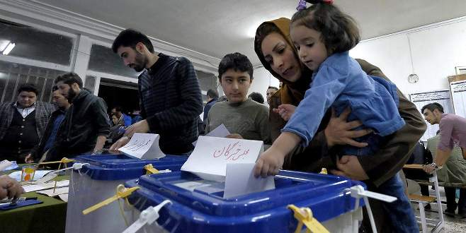 'İran seçimlerinde CIA parmağı' iddiası