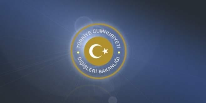 Dışişleri'nden 'Türkiye ateşkesi ihlal etti' iddiasına yanıt