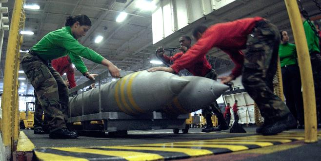 ABD'den Türkiye'ye 'akıllı bomba'