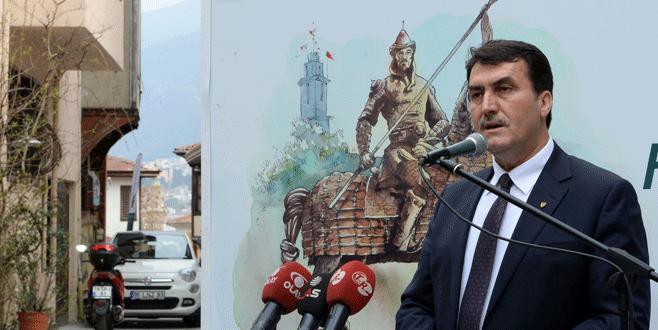 Osmangazi'de tarih ayağa kalkıyor!