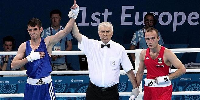 Bursalı milli bokser Çin'de destan yazdı