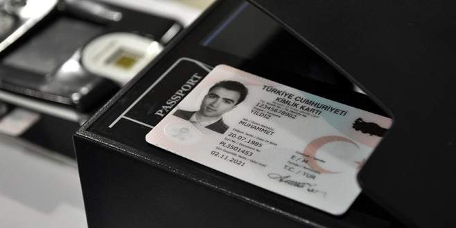Yeni kimlik kartları ile bunu yapmak imkansız
