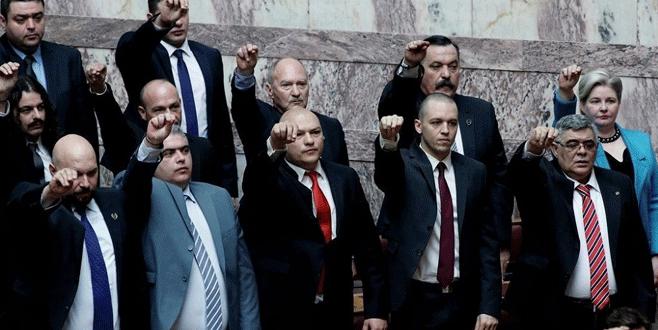 Irkçı Altın Şafak, Türk azınlıklar toplantısını bastı