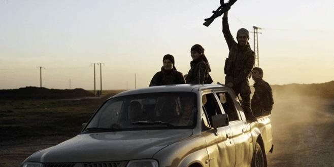 Kürt güçler cihatçıları püskürttü: 70 ölü