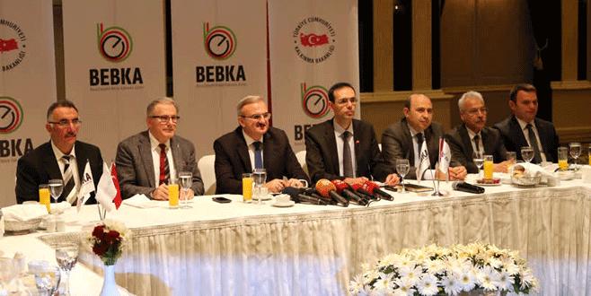 BEBKA'dan 2016'da 16 milyon TL destek