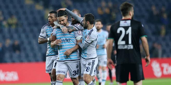 Fenerbahçe 3-1 Amed Sportif Faaliyetler
