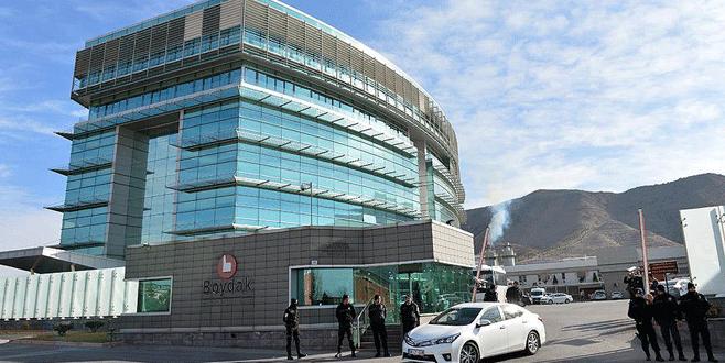 Paralel yapı soruşturmasında Boydak Holding'e operasyon