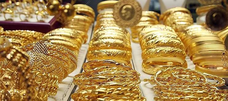 Altının gramı tarihi zirvesinde
