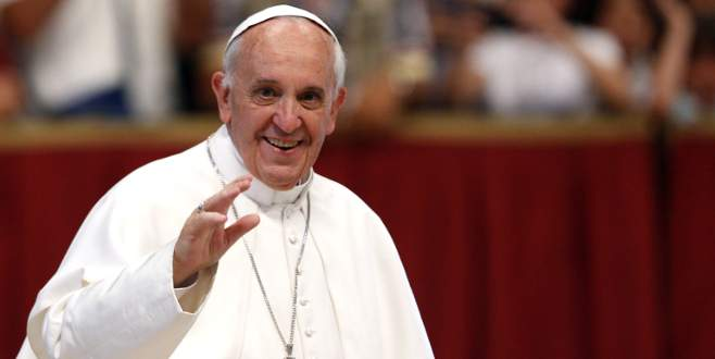 Papa'dan Avrupa'ya 'Arap' uyarısı