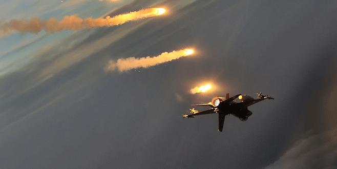 Hava Kuvvetleri'nden ses getirecek tatbikat