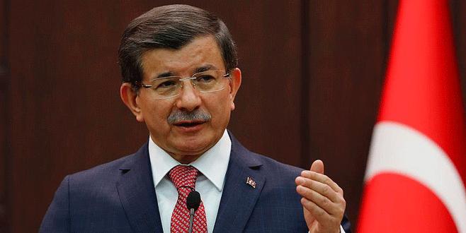 Davutoğlu: 'CHP'lilerin özür borçları var'