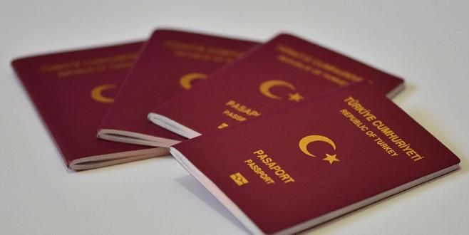 Türkiye'ye vize muafiyetinde pasaport şartı