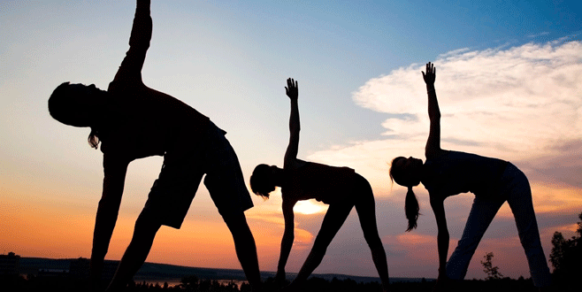 Yaşlılıkta egzersiz önemli