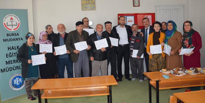 Göynüklü'de arıcılık kursu