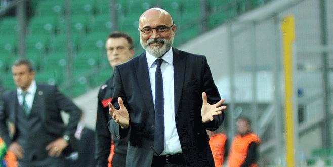 'Penaltımız verilmedi'