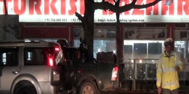 Afganistan'da Türklere saldırı