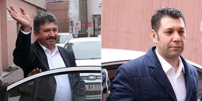 İki ünlü iş adamı tutuklandı