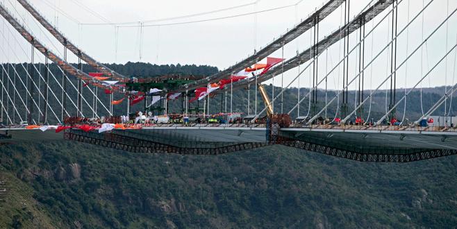 Anadolu ve Avrupa yakası üçüncü kez birleşti