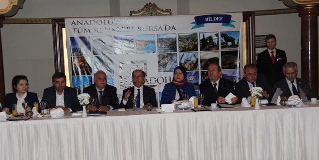 2. Bursa Anadolu Günleri'ne davet