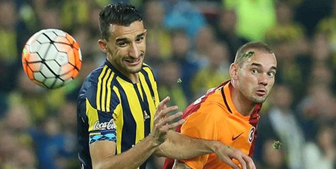 Galatasaray-Fenerbahçe derbisinin saati değişti