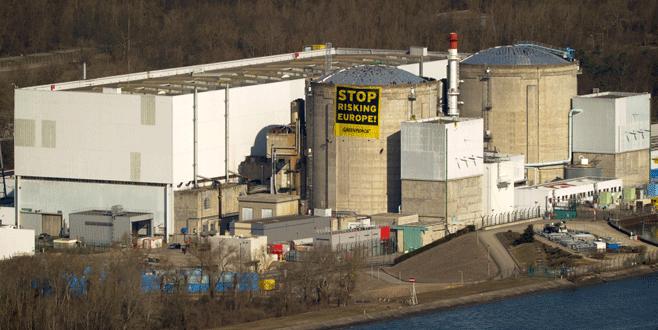 Nükleer kaza örtbas edilmiş