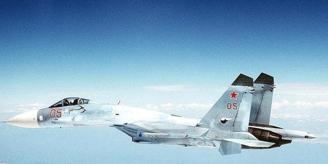 Rus uçakları Manş Denizi'nde gerginlik yarattı