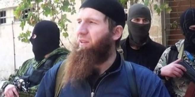 'IŞİD liderlerinden Ömer el-Şişani öldürüldü'