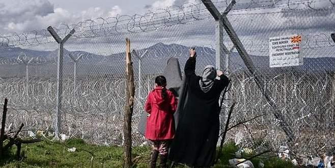 Balkanların kapısı mültecilere kapandı