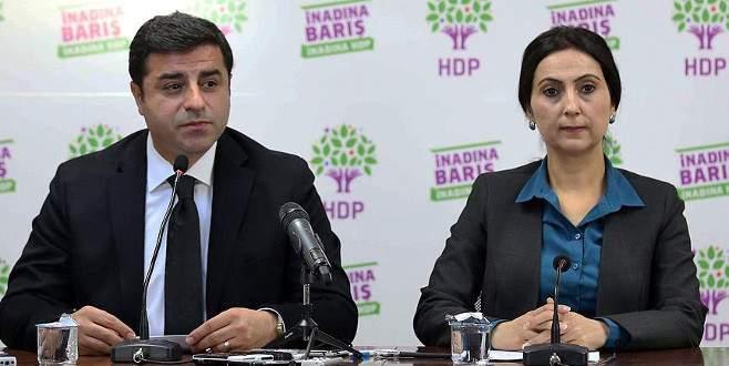 HDP'lilerin dokunulmazlık dosyası TBMM'de