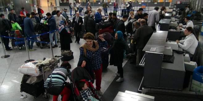 İranlı turistler akın akın Türkiye'ye geliyor!