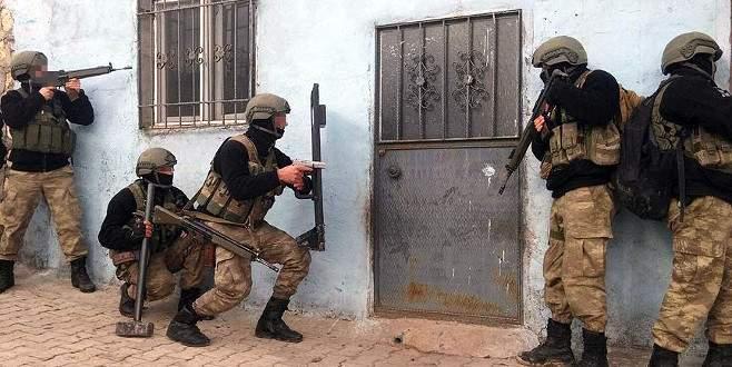 İdil'de şiddetli çatışma! Gizlenen 6 terörist…