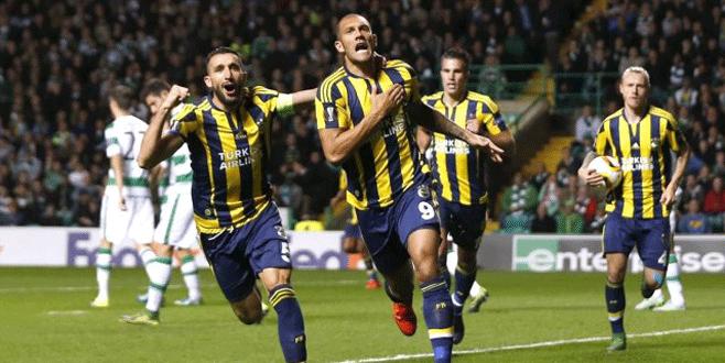 Kadıköy'de UEFA gecesi