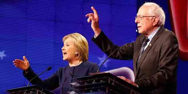 Clinton ile Sanders arasında 'otomobil' polemiği