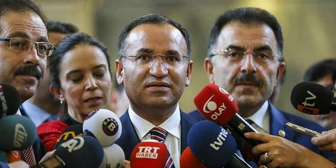 Bakan Bozdağ'dan AYM kararına sert tepki
