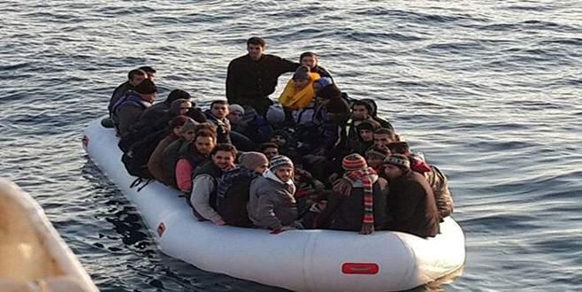 Yunanistan bazı kaçak göçmenleri Türkiye'ye iade etti